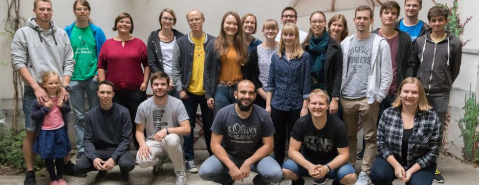 Jugendkreisleiter aus Berlin/Brandenburg + externe Referenten für Workshops
